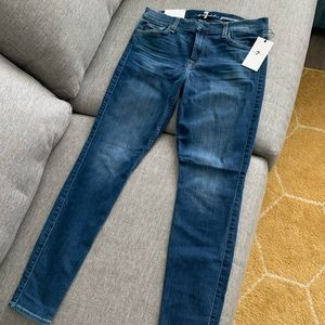 7 for all Mankind - skinny gwenevere 31